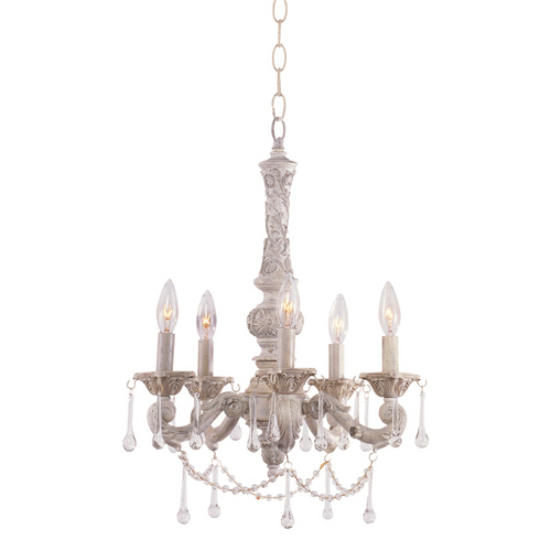 Chandelier from Lowe's